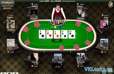 Poker Shark. Скачать игру Poker Shark.apk для Android